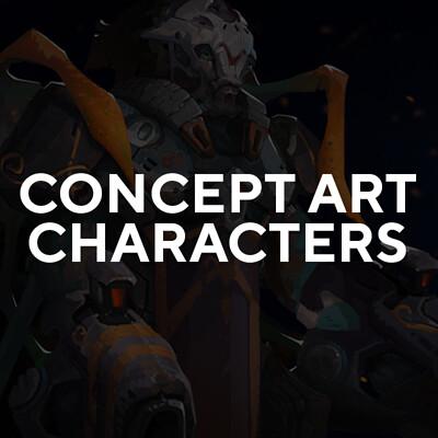 Room 8 studio room 8 studio concept art characters 2