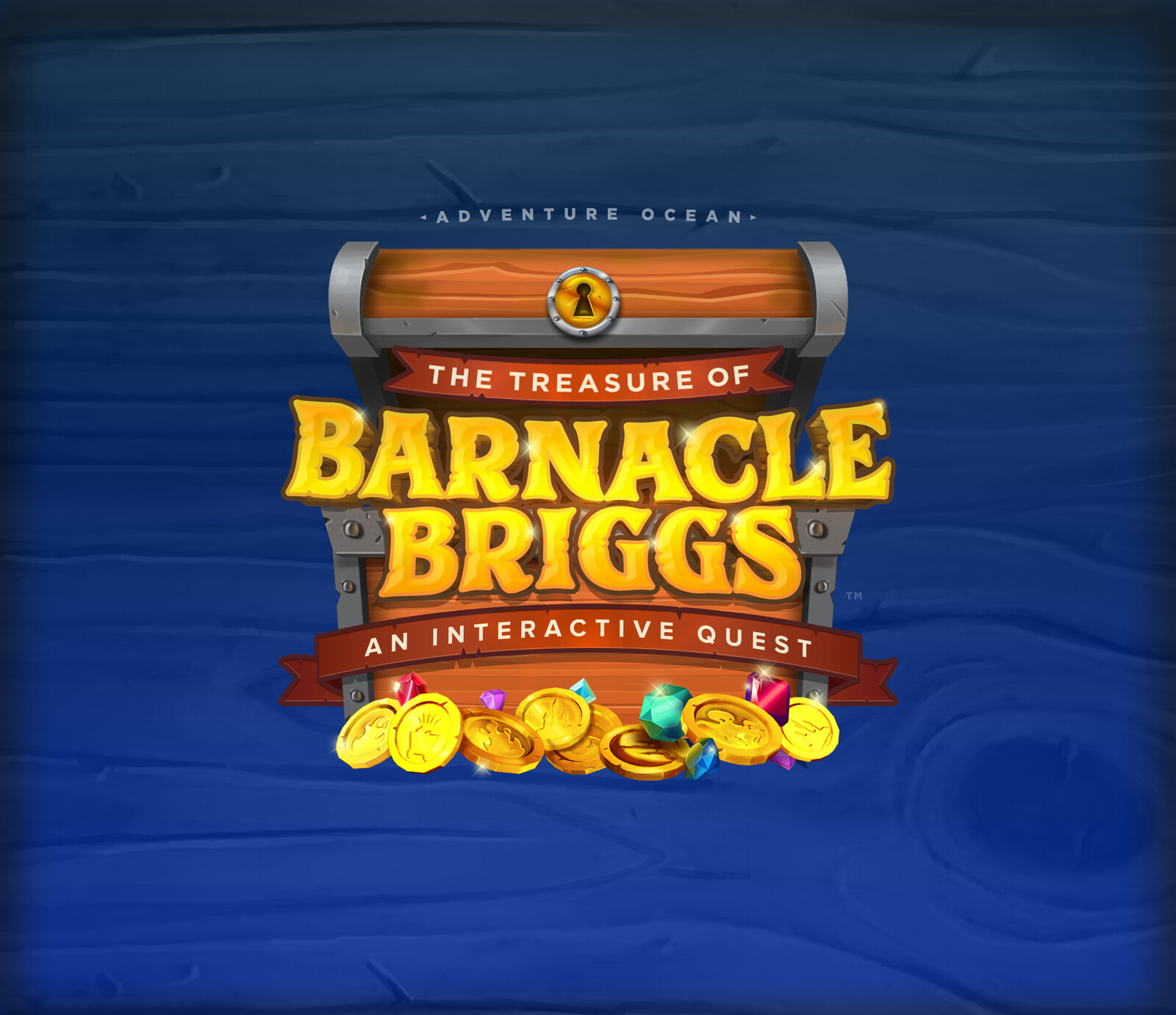 "Royal Caribbean / Firstborn : Adventure Ocean - ""The Treasure of Barnacle Briggs"""