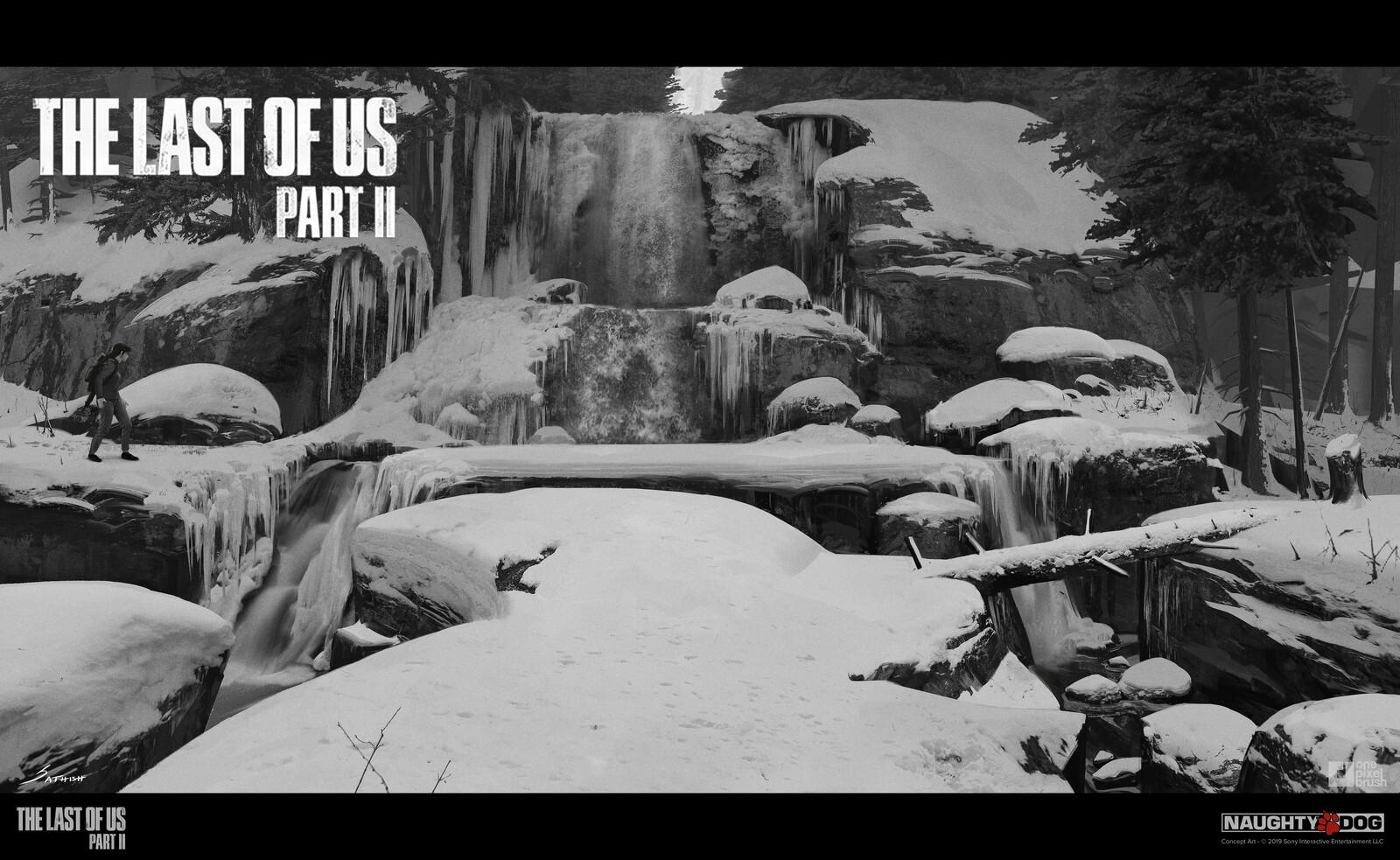 The Last of Us: Part 2  Frozen Stream