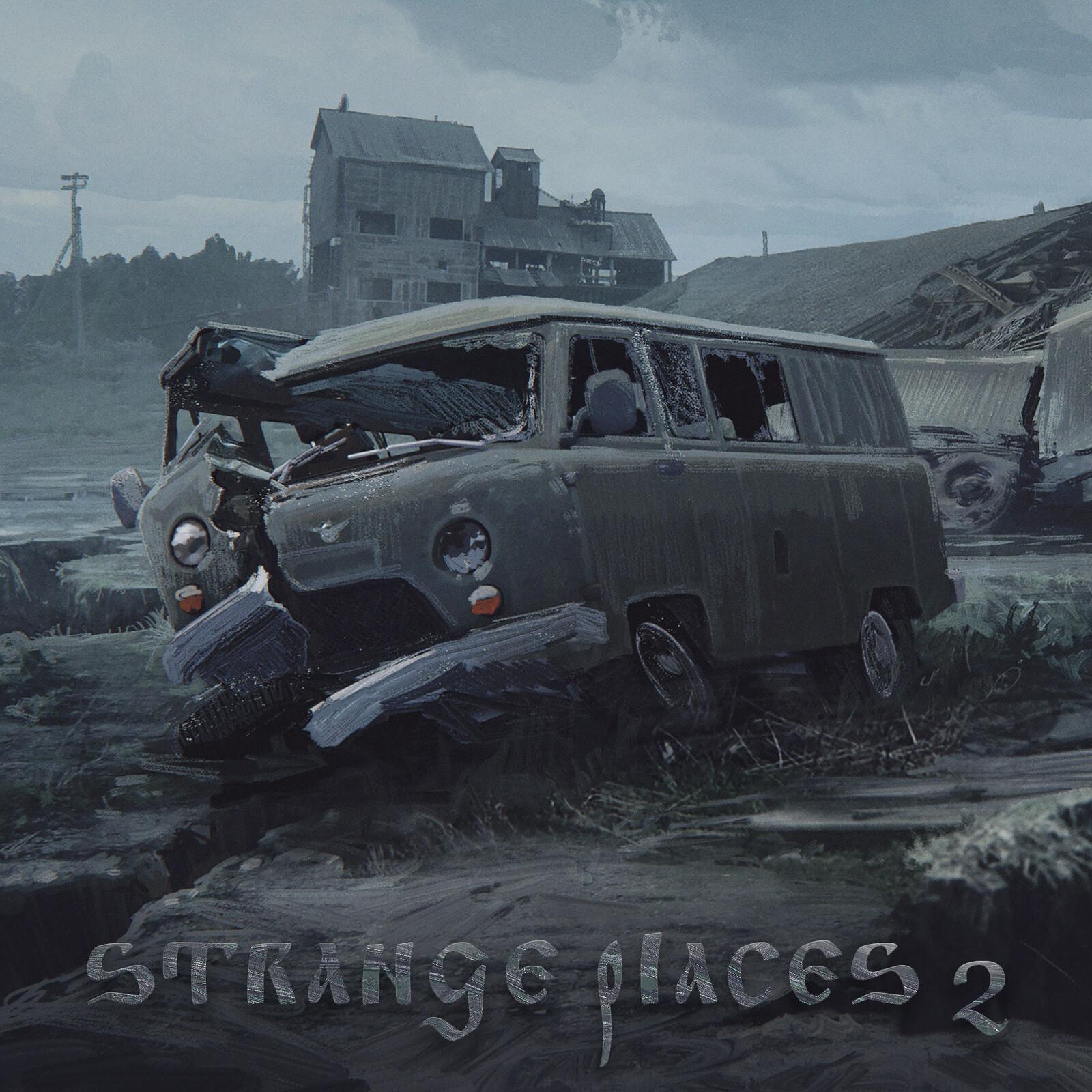 """Strange Places"" 2.16-2.18"