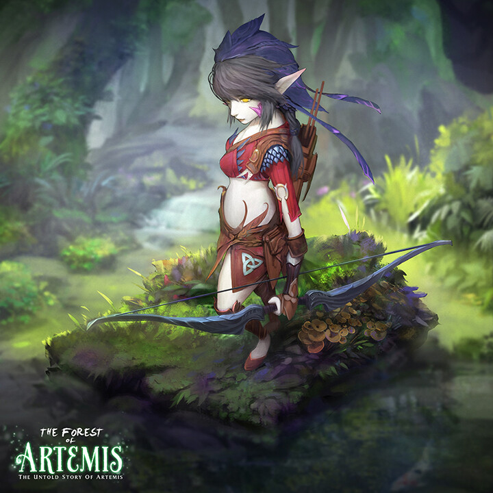 The Forest Of Artemis