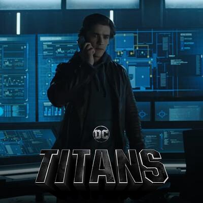Titans: Tech Room UI