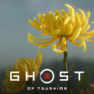 Flowers - Ghost of Tsushima