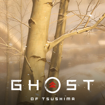Trees - Ghost of Tsushima