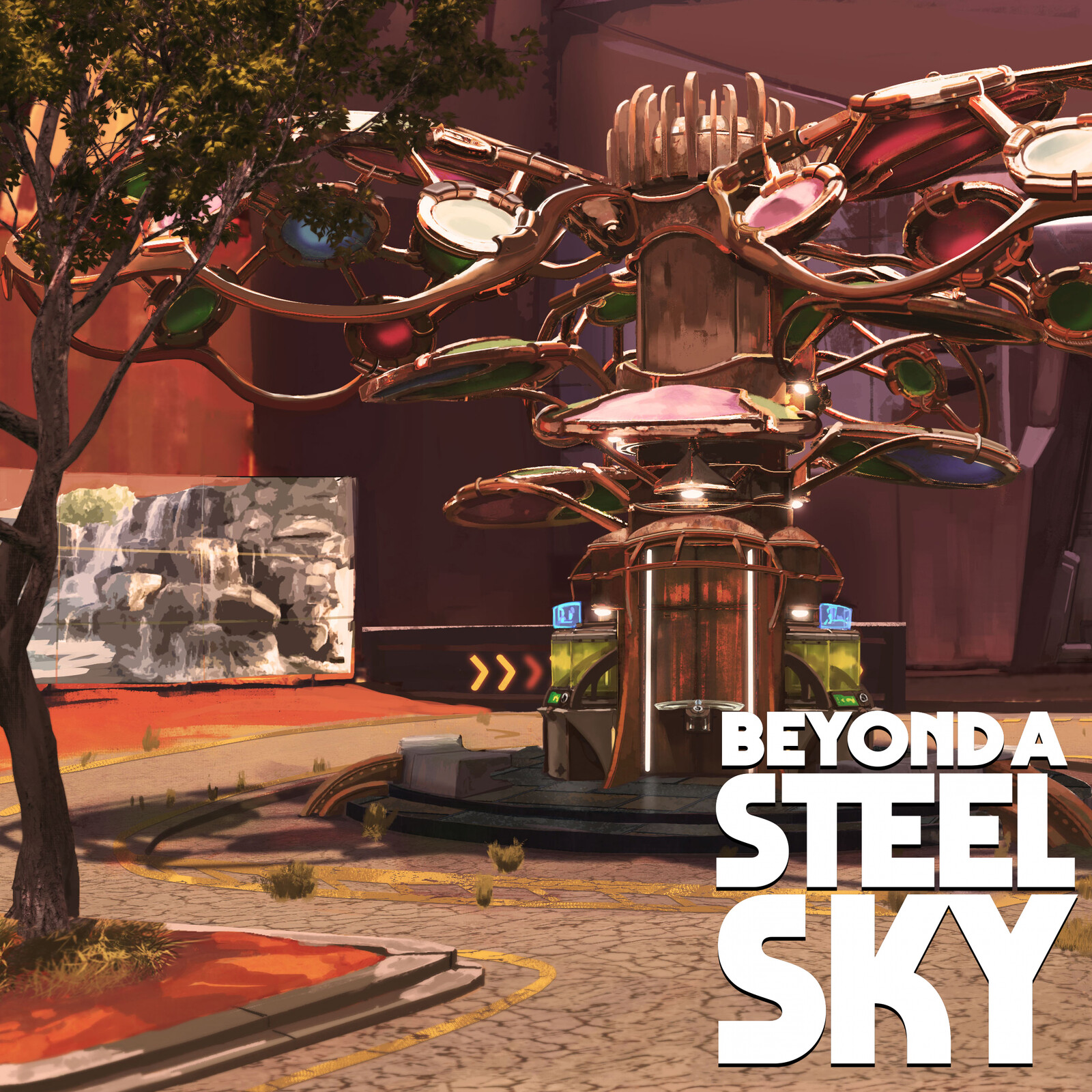 BEYOND A STEEL SKY: Central Hub