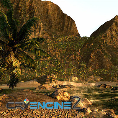 "CryEngine 2 map - Operation Codename: ""Vulcano"""