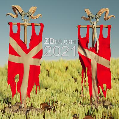 Zbrush 2021 Beta