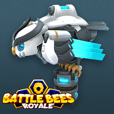 Battle Bees Eastedge Airship