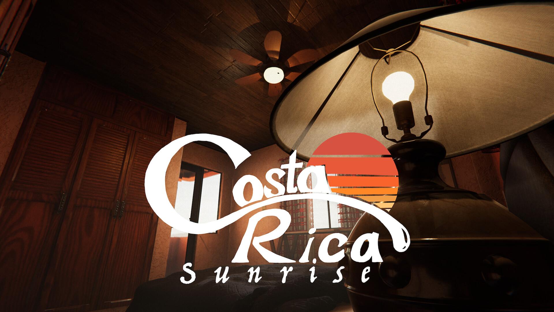 Costa Rican Sunrise