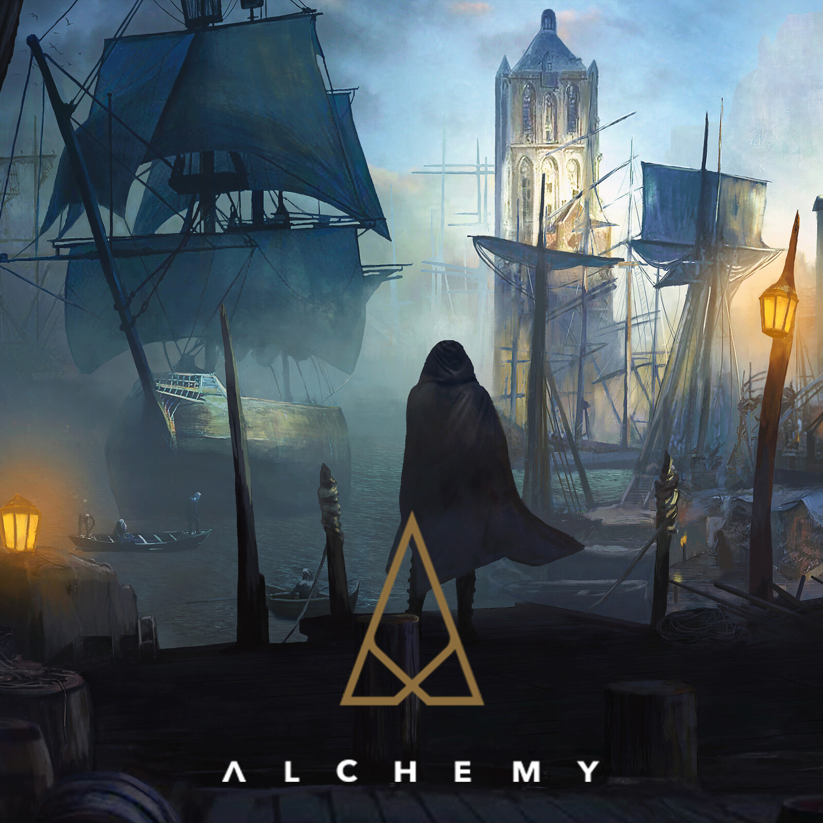 Port - Alchemy RPG