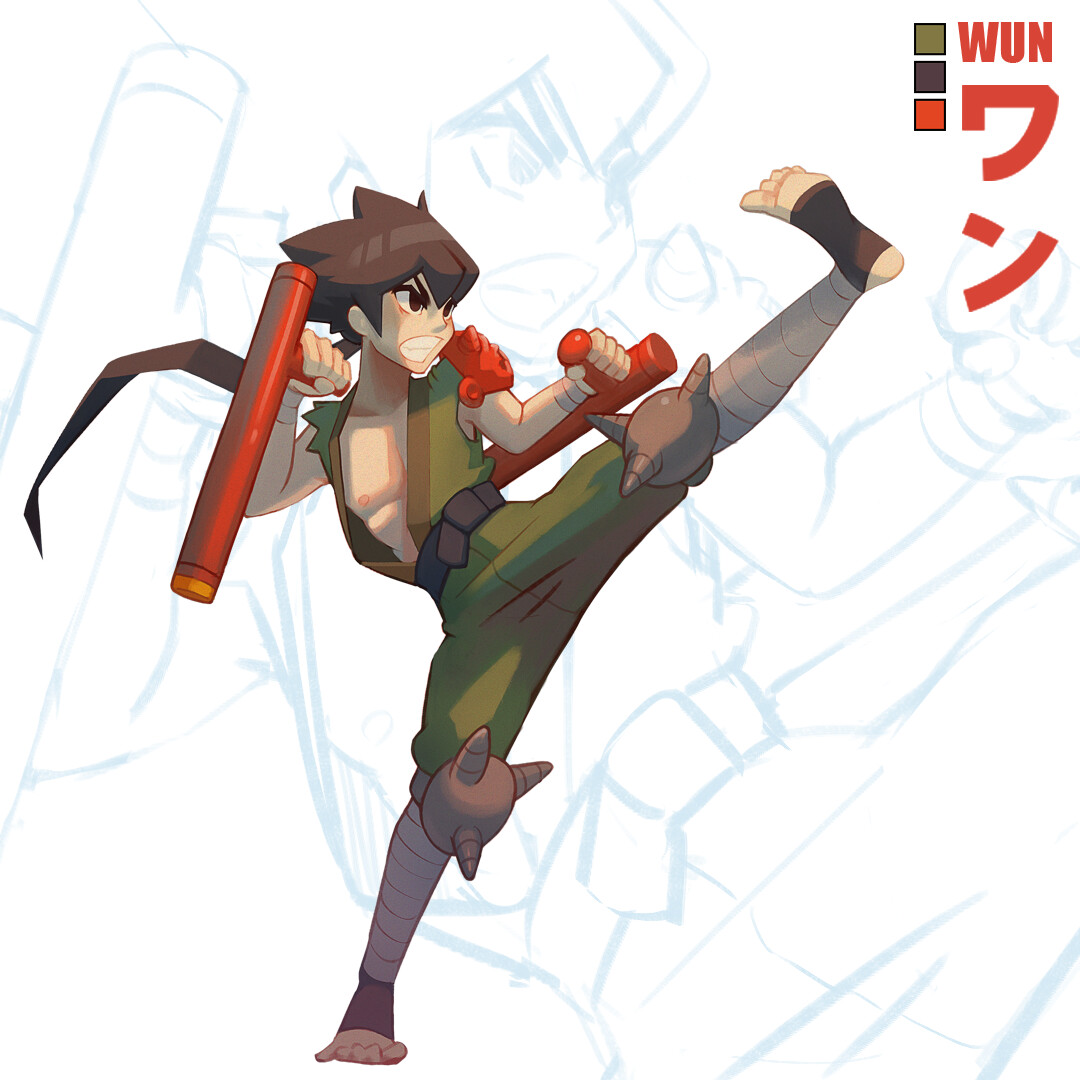 Legend of Wun