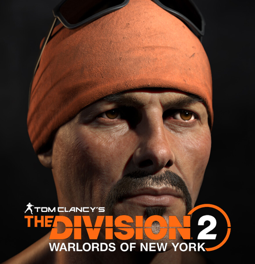 Tom Clancy's The Division 2 Warlords of New York Characters : Riker Assult
