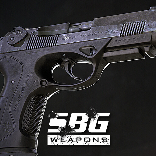 Pistol Cal. 9mm