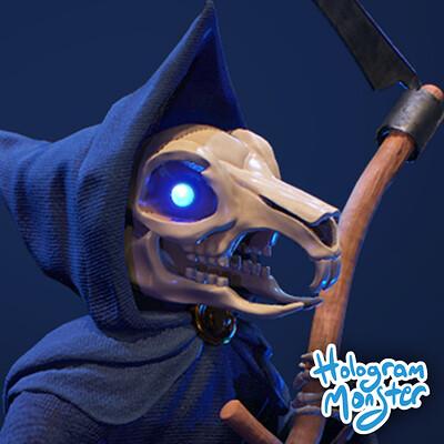 Hologram monster studio hologram monster studio thumb
