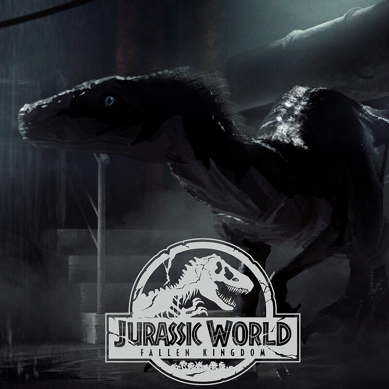 Jurassic World: Fallen Kingdom - Indoraptor