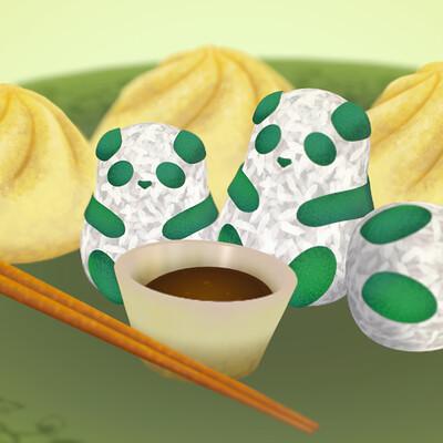 Panda Sushi Platter - The Club Sushi Challenge