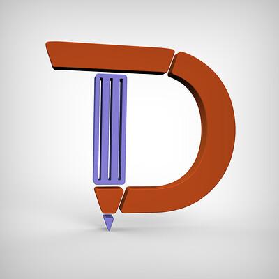 DT Logo - Personal Logo