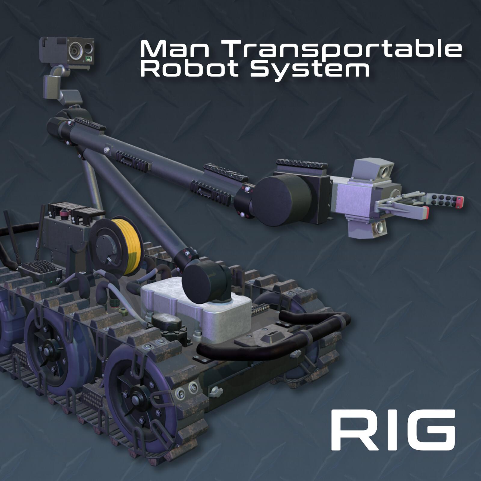 MTRS II Rig Breakdown