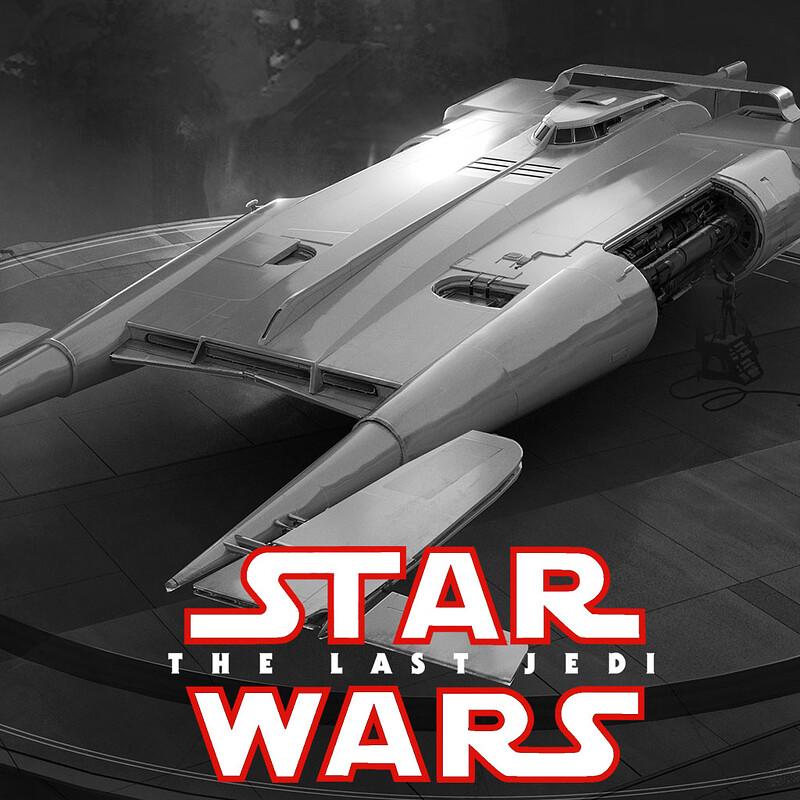 Star Wars: The Last Jedi - Libertine