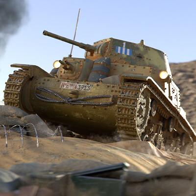 Randall smith randall smith tank thumbnail
