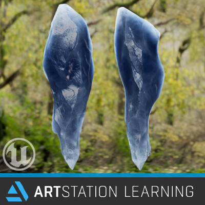 Artstation Learning - Advanced UE4 Shaders