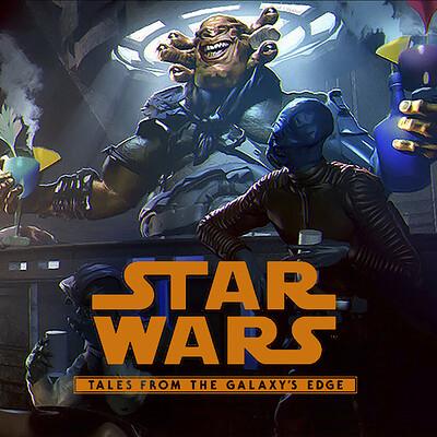 Aaron mcbride aaron mcbride seezelslak cantina star wars tales from the galaxy s edge 83tgyfe637