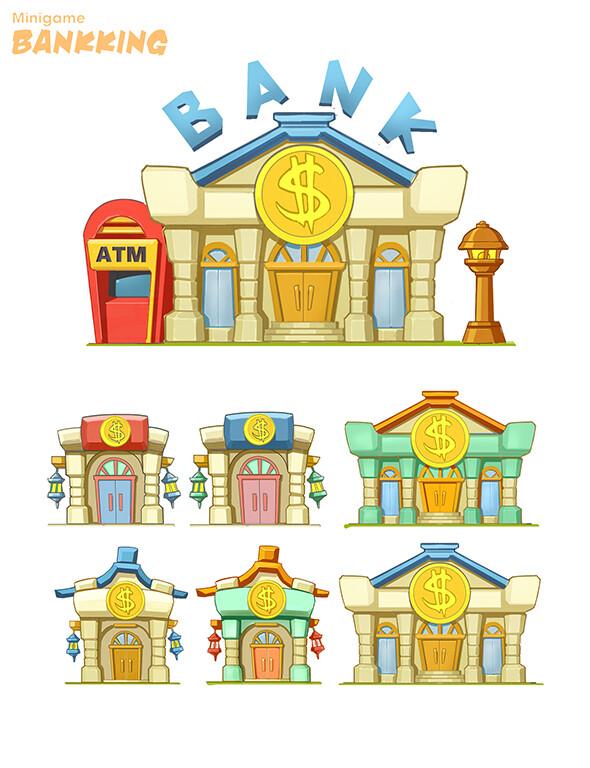 Bank King