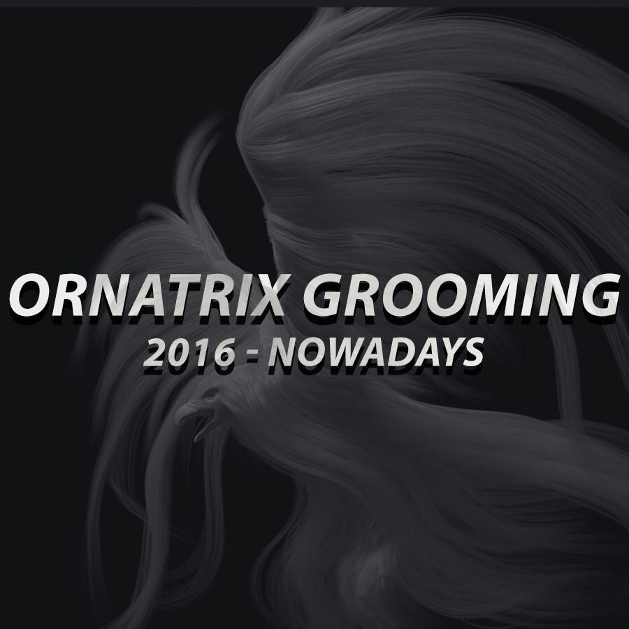 Ornatrix grooming thumbnail