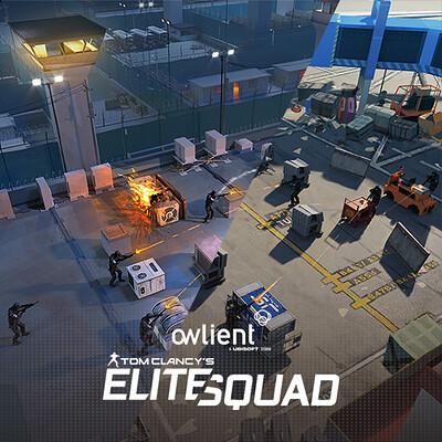 Tom Clancy's Elite Squad: Splinter cell