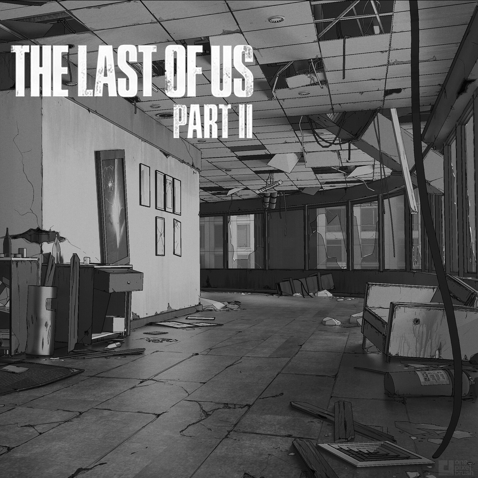 The Last of Us: Part 2 TV Station