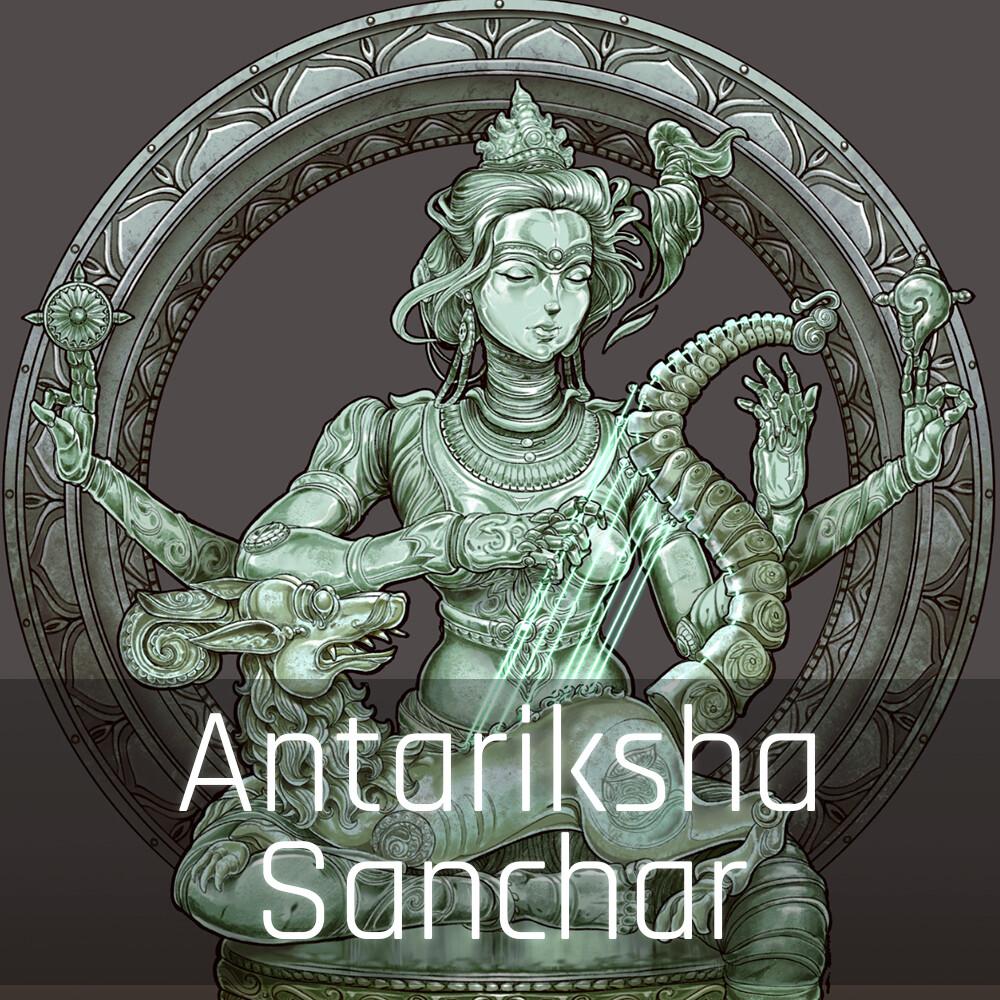 Antariksha Sanchar - Plucked Musical Automaton