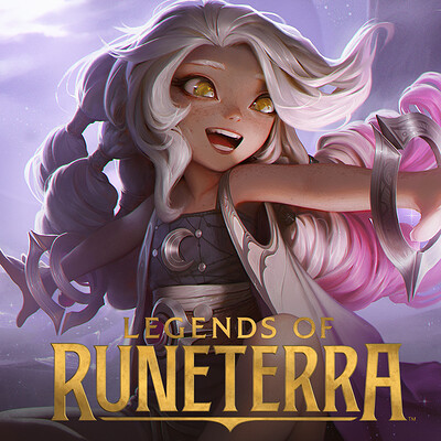 GIDDT SPARKLEOLOGIST - Legends of Runeterra