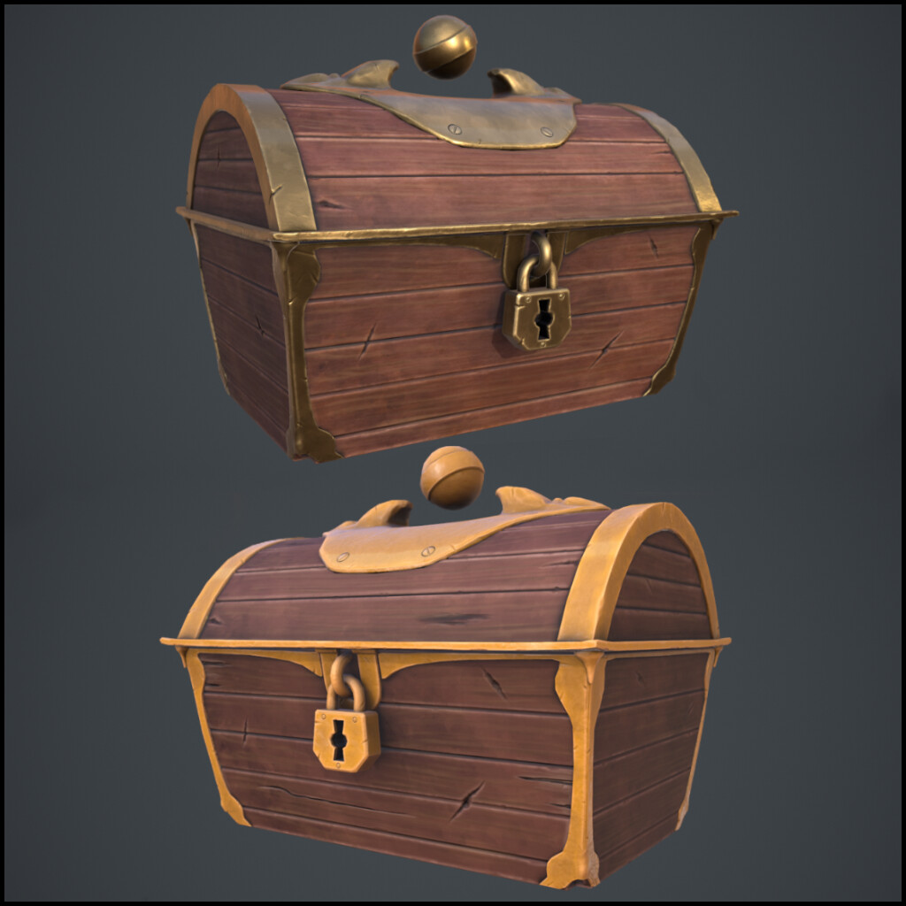 Stylised Chest