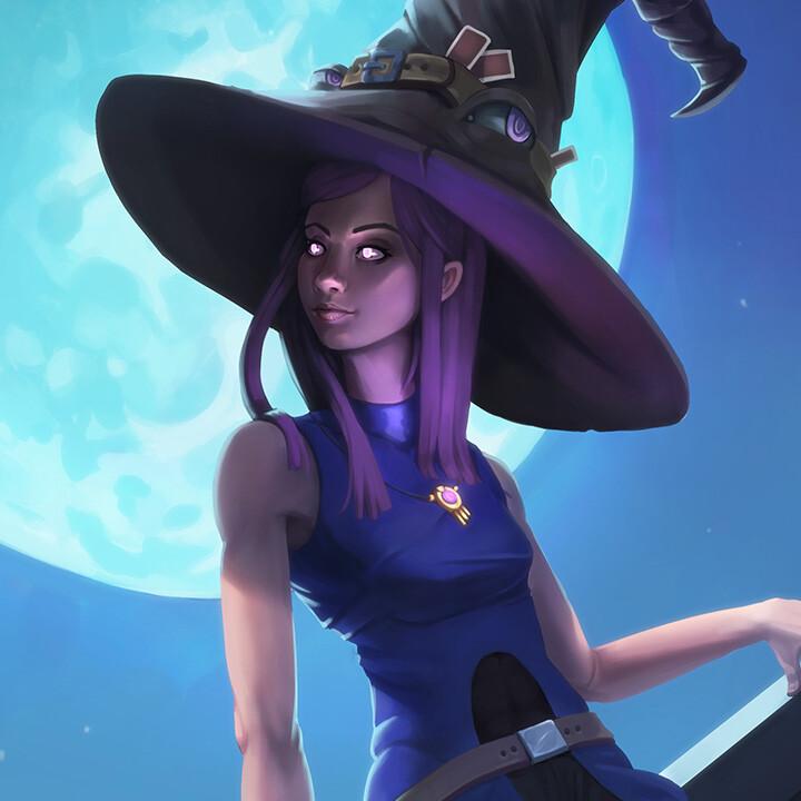 Witch _ Redraw