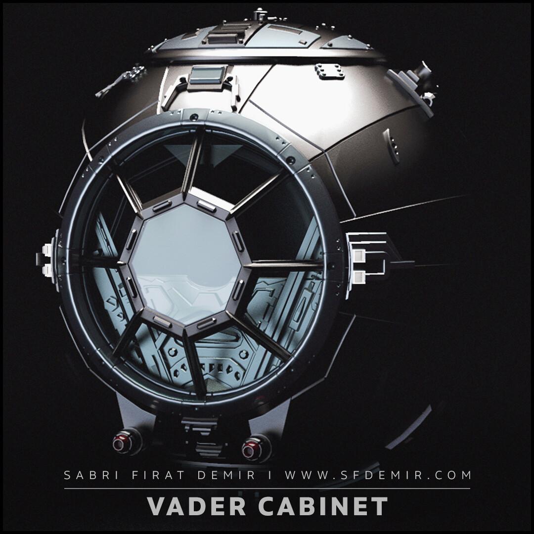 Vader Cabine