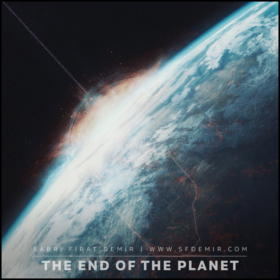 The End Of The Planet