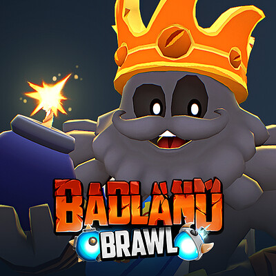 Badland Brawl - King Clony