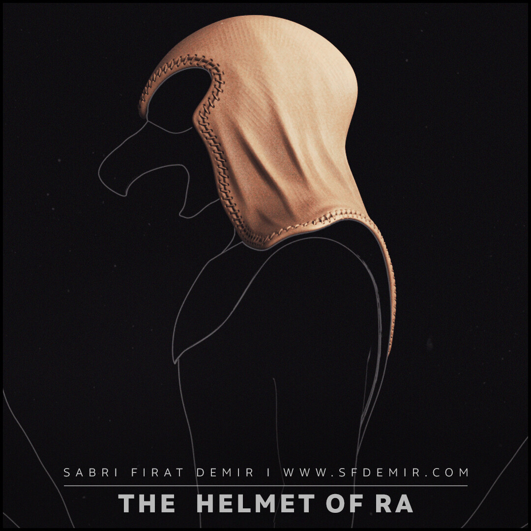The Helmet Of Ra