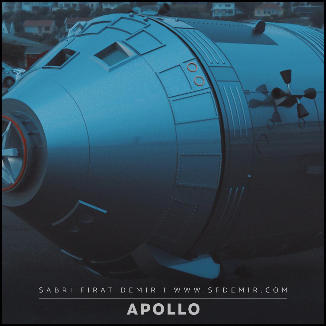 Apollo Street Render