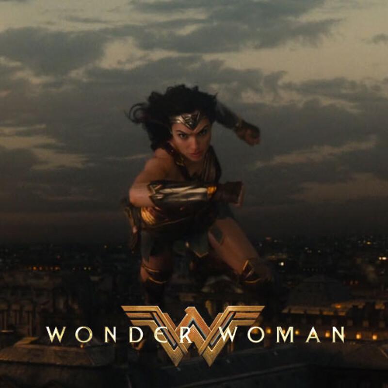 Wonder Woman Final Shot
