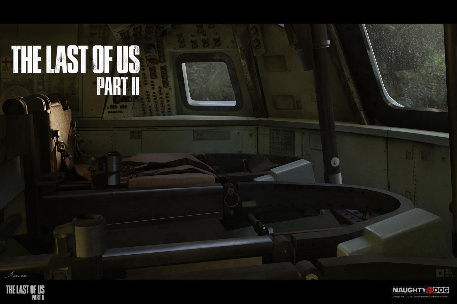The Last of Us: Part 2 -Space Capsule