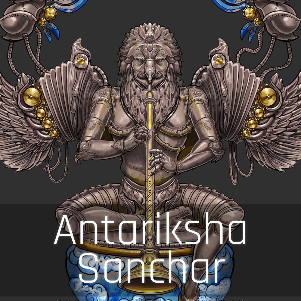 Antariksha Sanchar - Wind Automaton