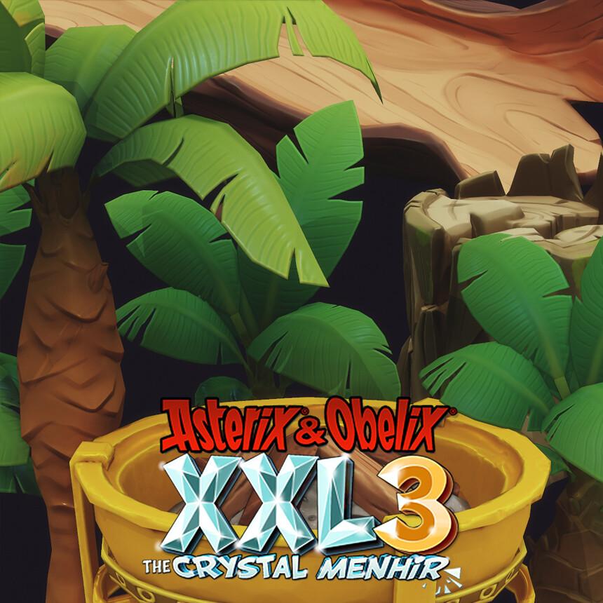Asterix and Obelix XXL3 props #1