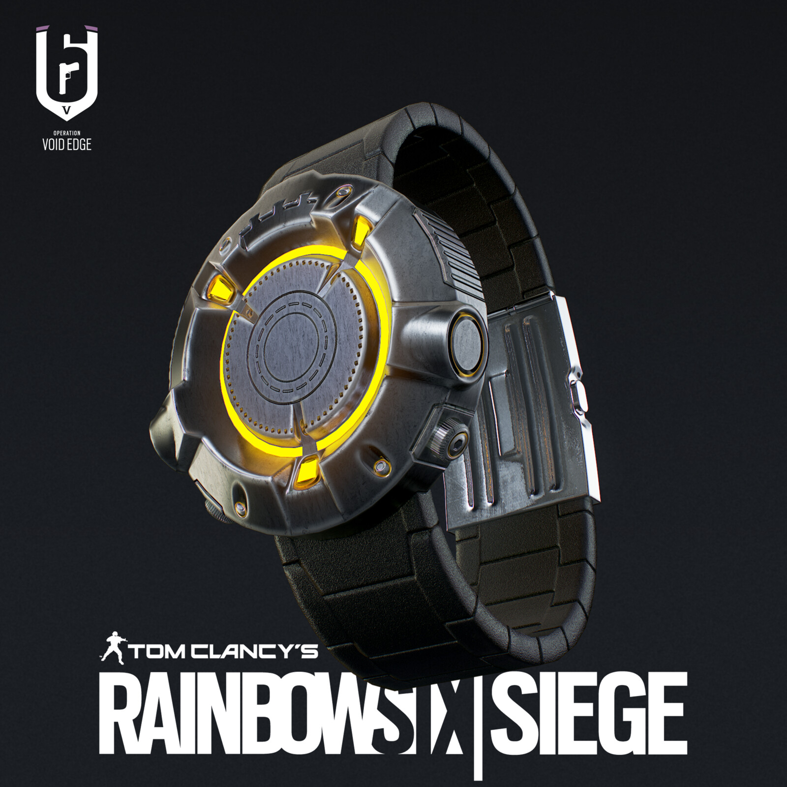 Rainbow Six | Operation Void Edge Charms