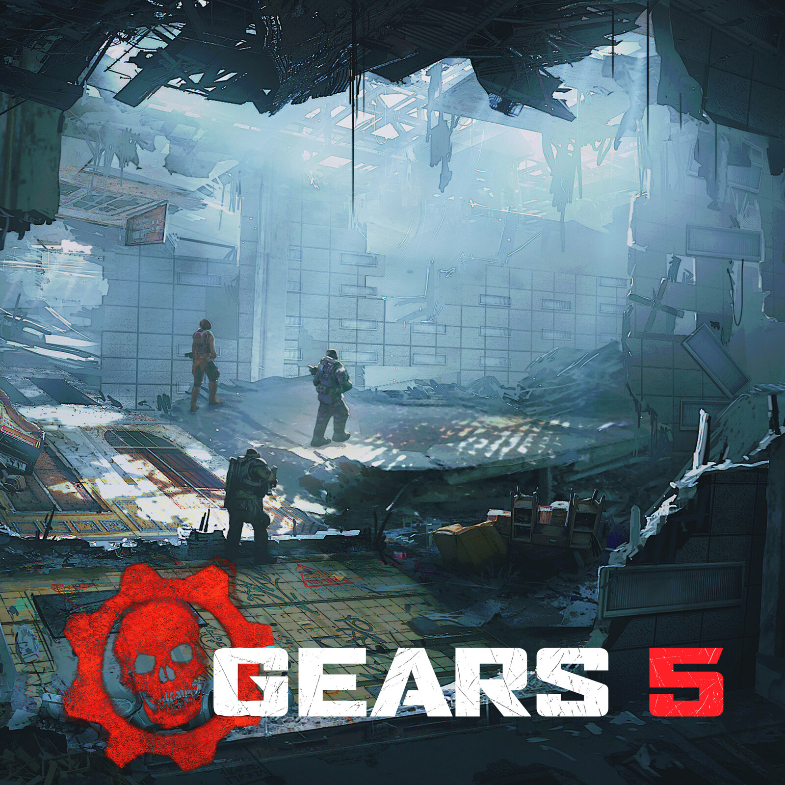 Gears 5 concept