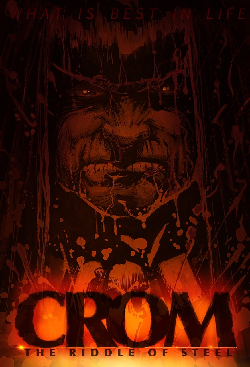 Crom  - The Riddle of Steel