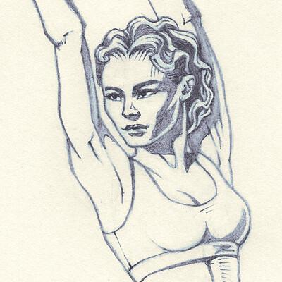 Wendy de boer wendy de boer figure study006 icon