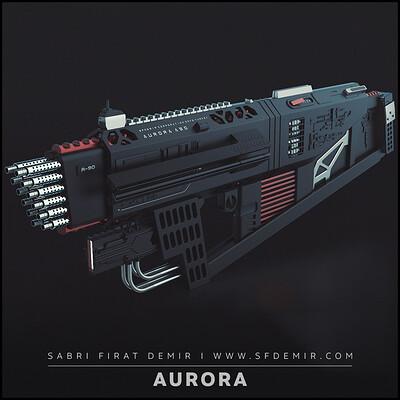 Aurora A90 Oxygen Gun