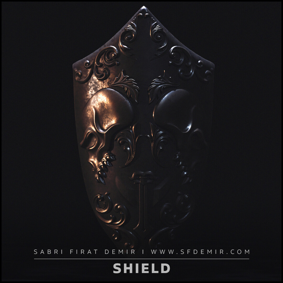 Skeleton Shield