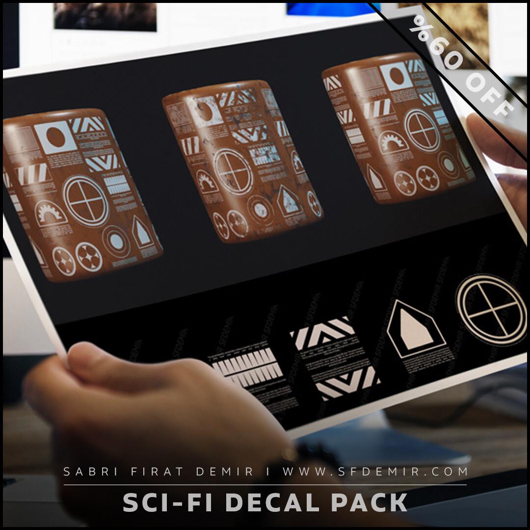 Sci-Fi Alpha Pack 01